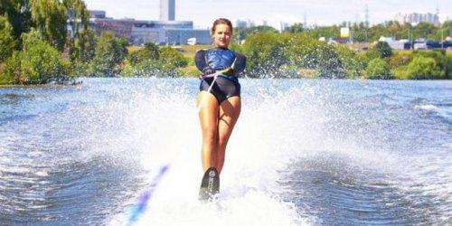 15 Медалей и командное серебро завоевали украинские воднолыжники на чемпионате европы - «спорт»