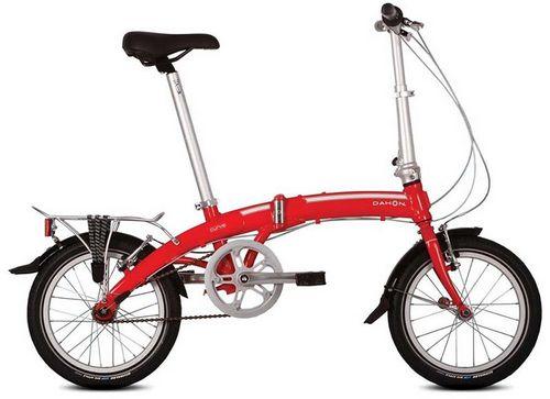 3-Скоростной складной велосипед dahon curve d3 с планетарной втулкой sturmey archer
