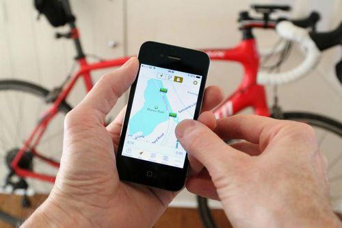 9 Лучших велосипедных приложений для iphone и android