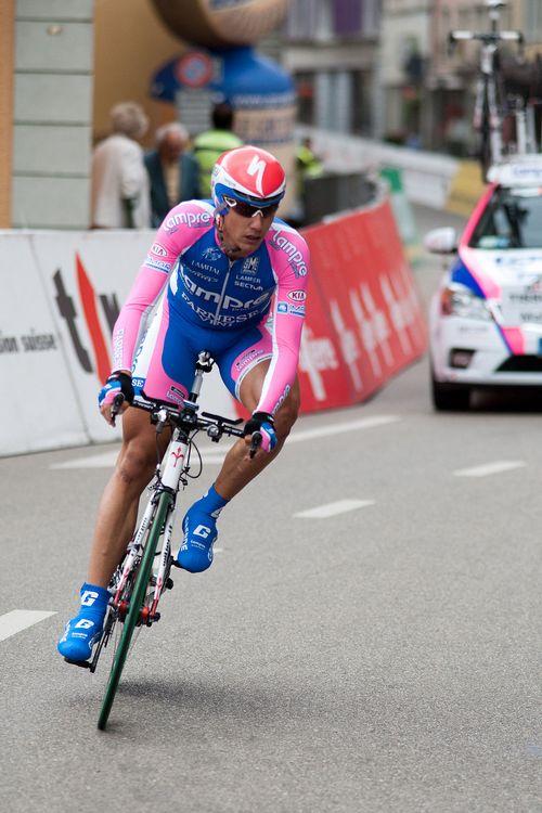 Адриано малори выиграл пятый этап гонки тур де сан луис