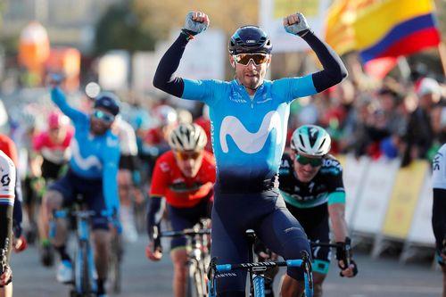 Алехандро вальверде не будет участвовать в гонках в этом сезоне