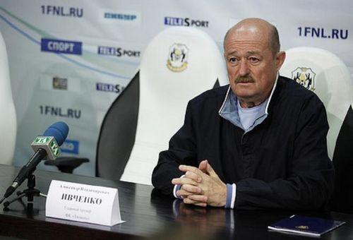 Александр ивченко: матч закончился непрофессионально