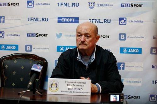 Александр ивченко: в нашем положении трудно радоваться ничьей