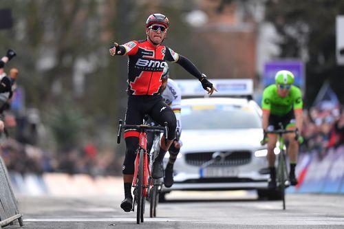 Александр кристофф выиграл гонку «три дня де панне»