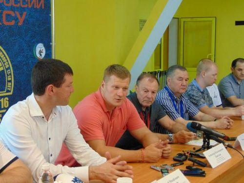 Александр поветкин рассказал журналистам о первенстве, допинге и тюменских дорогах