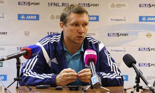 Андрей талалаев: хорошо, что в матче с тюменью нас выручил вратарь
