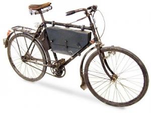 Армейский велосипед