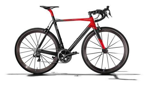 Audi и lightweight совместно выпустят гоночный велосипед
