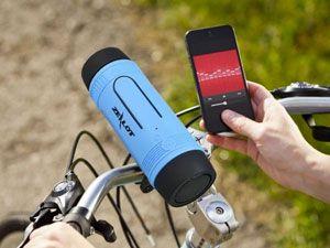 Аудиоплееры для велосипедов