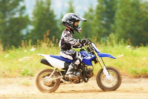 Бензиновый мотоцикл для самых маленьких