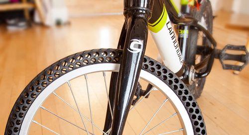 Бескамерные безвоздушные велосипедные покрышки nexo