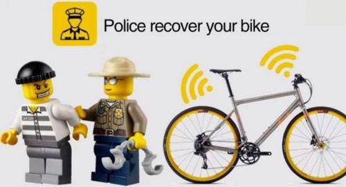Bike hawk представили скрытый gps-трекер для защиты от воров