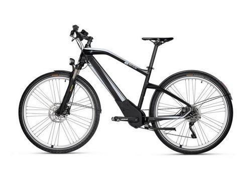 Bmw active hybrid e-bike. обзор новинки