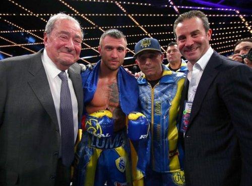 Боб арум: думаю, следующий бой ломаченко проведет в апреле - «бокс»