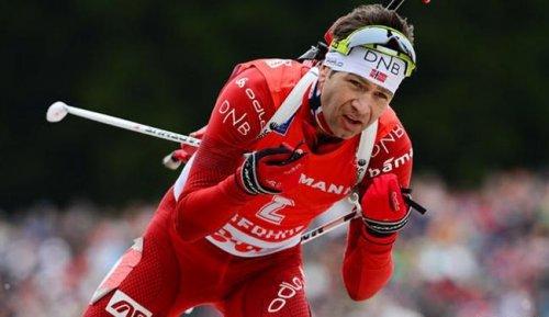 Бьорндален: мне нельзя болеть, поэтому я стараюсь никому не пожимать руку - «биатлон»