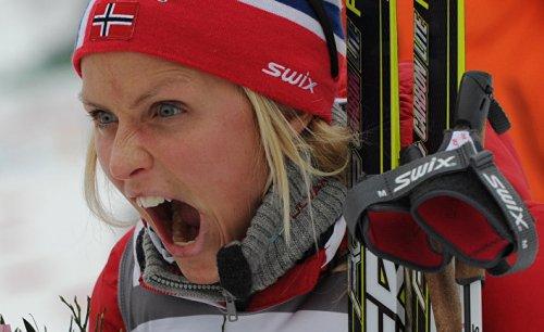 Бывшая звезда лыжных гонок в интервью tv-2: это был период, когда допинг в лыжном спорте применялся наиболее широко - «спорт»