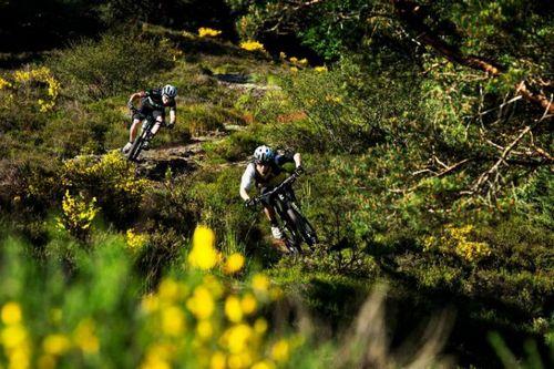 Cannondale запустили серию эндуро-гонок во франции