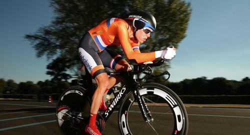 Чемпионат мира по велоспорту: линда виллумсен выиграла гонку с раздельным стартом