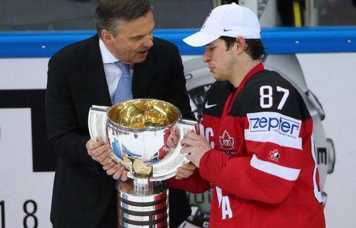 Чм по хоккею: канадцы разгромили сборную россии...неожиданно для самих себя