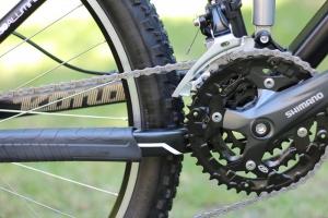 Что делать, если при нагрузке на велосипеде проскакивает цепь?