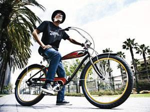 Что представляют собой велосипеды-круизеры (cruiser)?
