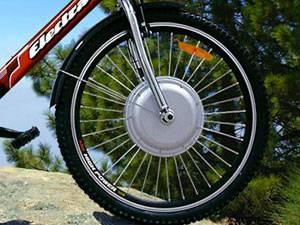 Что такое мотор-колесо для велосипеда и как его выбрать