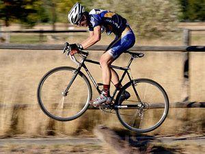 Что такое велокросс и особенности велосипеда для него