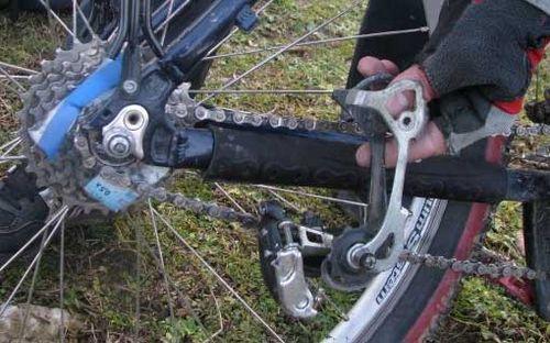 Что такое велосипедный петух