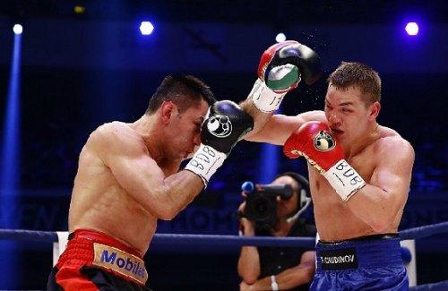 Чудинов проиграл бой штурму илишился титула «суперчемпион» wba - «спорт»