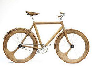 Деревянные велосипеды