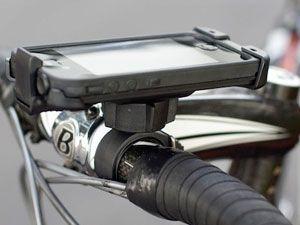 Держатели для iphone на велосипед