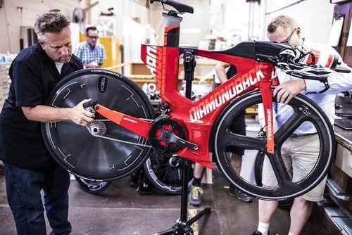 Diamondback andean - самый быстрый велосипед для триатлона