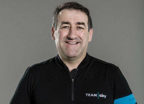 Диетолог team sky найджел митчелл о питании велосипедистов
