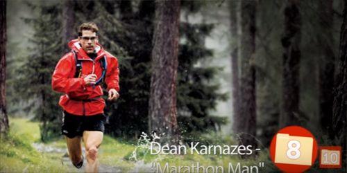 Дин карназес пробежал 560 км — как такое возможно?