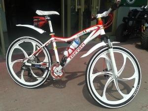 Диски на велосипед