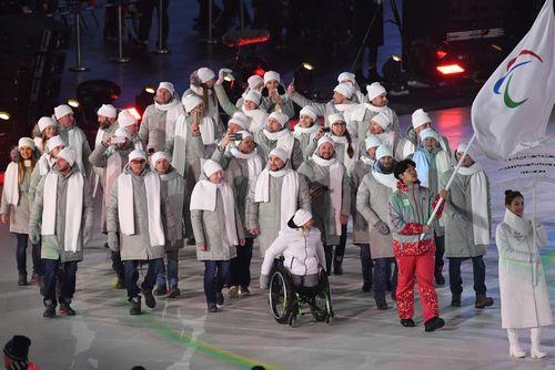 Дневник паралимпиады: стартовала эстафета паралимпийского огня