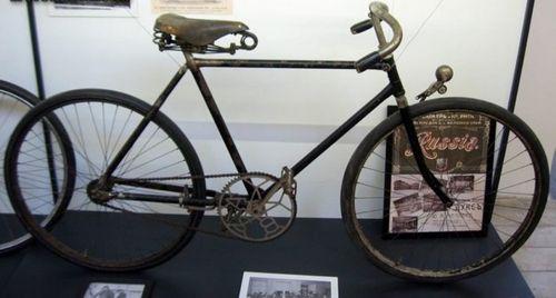 Дорожный велосипед — труженник