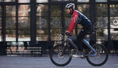 Dubike - умный велосипед от китайского поисковика