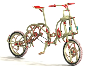 Dubike - умный велосипед