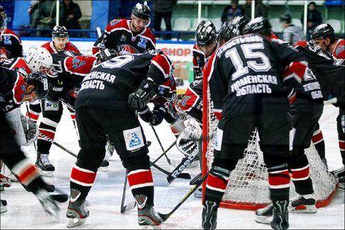 Две трети состава рубина - воспитанники тюменского хоккея