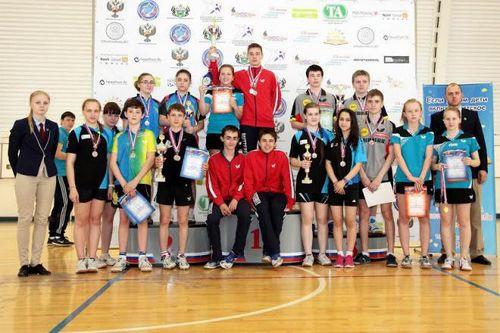 Двое тюменских теннисистов прошли в финал всероссийской спартакиады