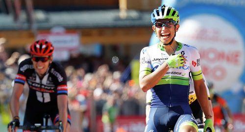 Джиро д'италия 2016: эстебан чавес выиграл 14-й этап'италия 2016: эстебан чавес выиграл 14-й этап 'италия 2016: эстебан чавес выиграл 14-й этап