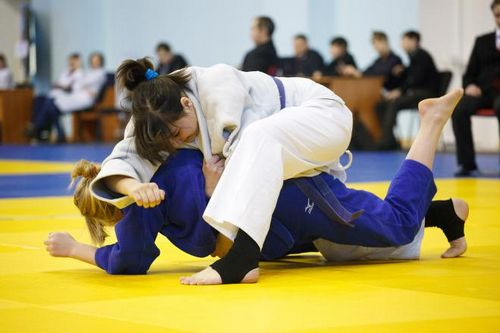 Дзюдоисты сборной россии провели мастер-классы для тюменских детей