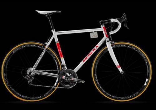 Eddy merckx cycles возобновили производство стальных велосипедов