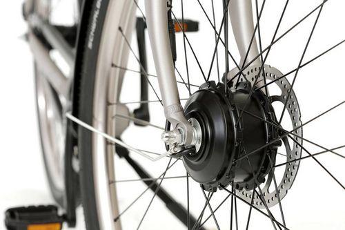 Electrfied s - новый электрический велосипед от vanmoof