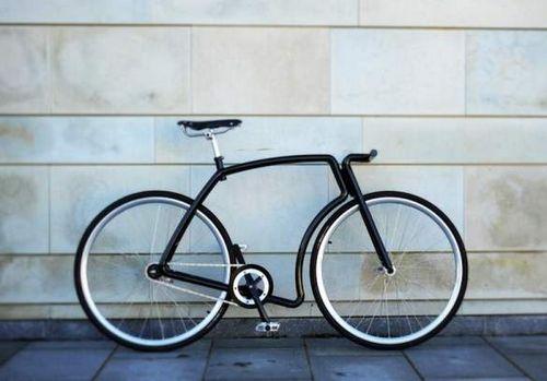 Феерический ситибайк от эстонского вело-ателье