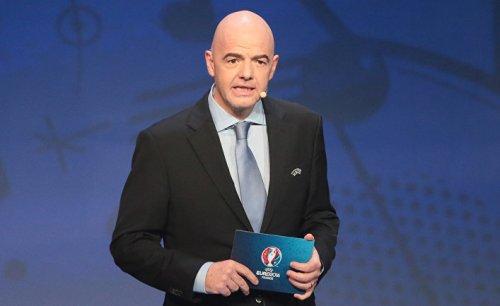 Фифа вступает в новую эпоху во главе со швейцарцем инфантино - «спорт»