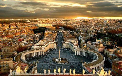 Глава первая. рим