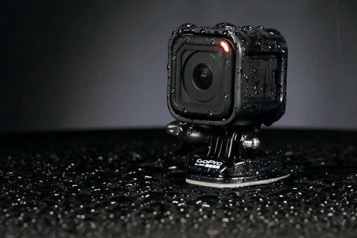 Gopro hero 4 session — самая маленькая экшн-камера