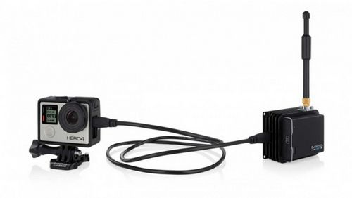 Gopro представили устройство для прямого вещания herocast